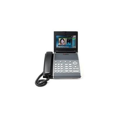 Polycom IP telefoon: VVX 1500 - Zwart, Grijs