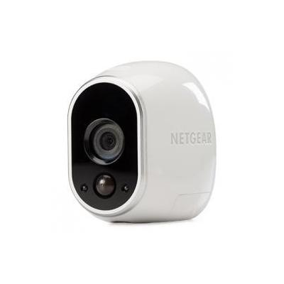 Netgear beveiligingscamera: Arlo Home Security - extra camera - Wit