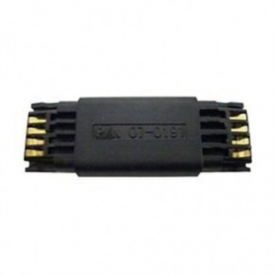 Jabra GN to Plantronics P10 Adapter Kabel adapter - Zwart