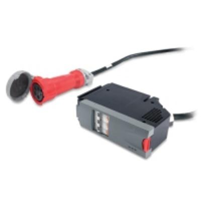 APC IT Power Distribution Module 3 Pole 5 Wire 16A IEC309 140cm Energiedistributie