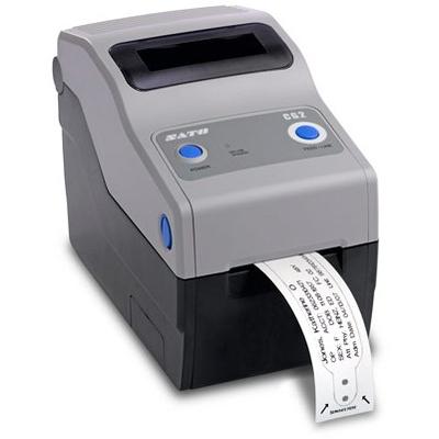 SATO CG208DT Labelprinter - Zwart, Grijs