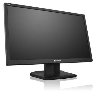 Lenovo monitor: ThinkVision LT2423 - Zwart