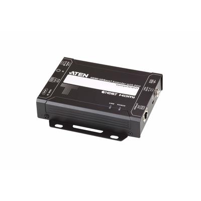 Aten HDMI HDBaseT Extender w / POH AV extender - Zwart