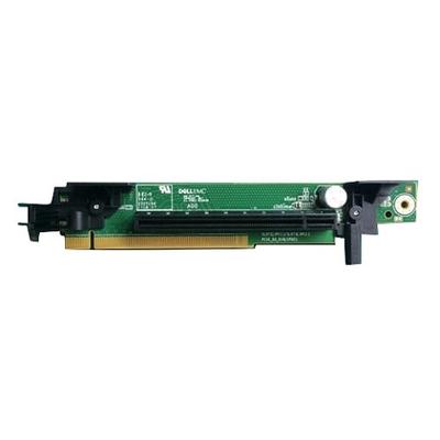 DELL 330-BBGP Interfaceadapter - Zwart, Groen