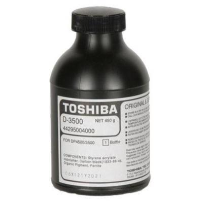 Toshiba D-3500 ontwikkelaar print