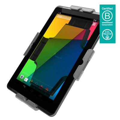 Dataflex Viewlite universele tablet- optie 053, zwart Houder