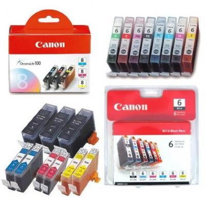 Canon software suite: BJI-P600M Cart.P660C Mag