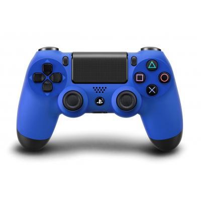 Sony game controller: Dualshock 4 - Blauw