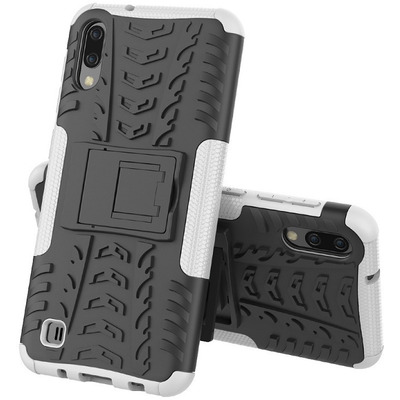 CoreParts MOBX-COVER-A10/M10-W Mobile phone case - Wit