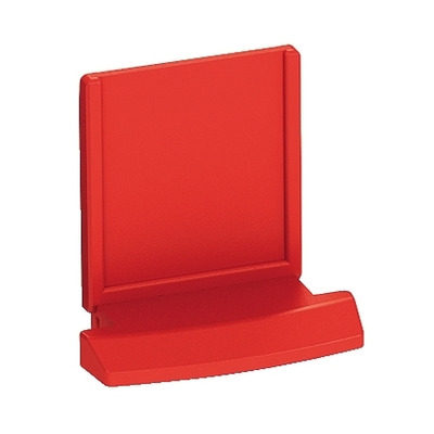Schneider Electric Actassi 19-C Patch Panel RJ45 shutter Red pack of 24pcs Patch panel accessoire - .....