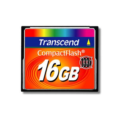 Transcend TS16GCF133 flashgeheugen