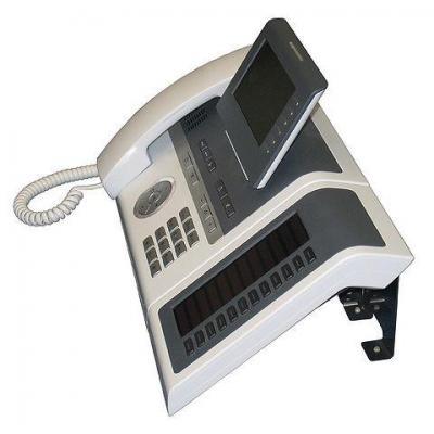 Unify telefoon onderdeel & rek: OpenStage Stand OS40/60/80-Key Module - Aluminium