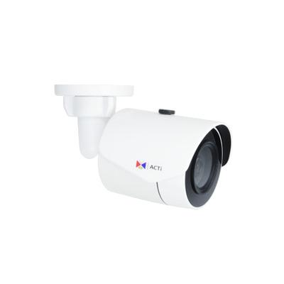 ACTi E38 Beveiligingscamera - Wit