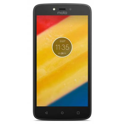 Motorola smartphone: Moto C Plus - Zwart 16GB