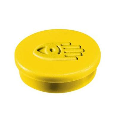 Legamaster Magnet 30mm yellow 10pcs Board accessorie - Geel