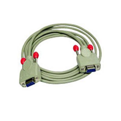 Lindy 31578 VGA kabel  - Grijs