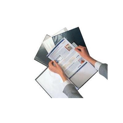 Rillstab album: display book A4 - Transparant