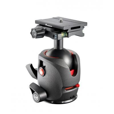 Manfrotto statiefkop: 055 magnesium ball head, w/ Q6 Top Lock quick release - Zwart