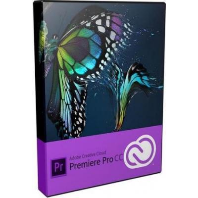 Adobe videosoftware: Video and audio VIPC/Premiere Pro CC