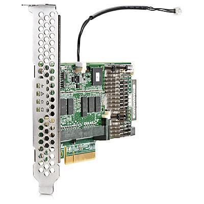 Hewlett packard enterprise raid controller: Smart Array P440/4GB FBWC 12Gb 1-port Int SAS (Renew)