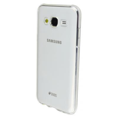 Mobiparts Classic TPU Case Samsung Galaxy J5 Transparent Mobile phone case - Transparant
