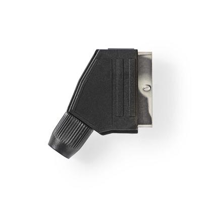 Nedis CVGP31990BK Kabel adapter - Zwart