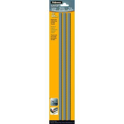 Fellowes papier-knipper access: Vervangende snijstrips A4 - 3 pack - Zwart