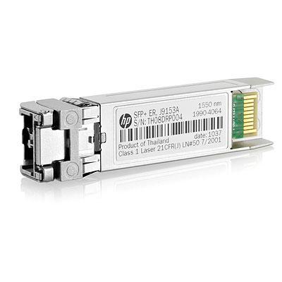 Hewlett Packard Enterprise X130 10G SFP+ LC ER 40km Netwerk tranceiver module
