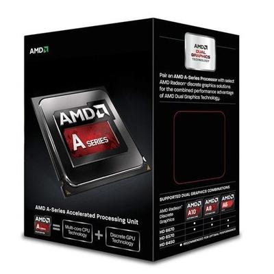 AMD A8-6600K Processor
