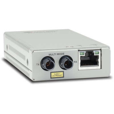 Allied Telesis AT-MMC200/ST-60 Media converter - Zilver