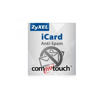 Zyxel iCard Commtouch AS Software licentie