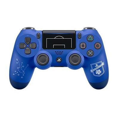 "Sony game controller: DualShock 4 Limited Edition ""PlayStation F.C."" - Zwart, Blauw"