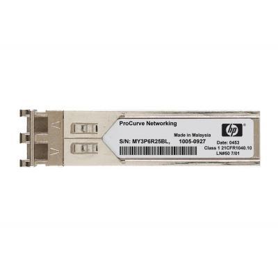 Hp netwerk tranceiver module: ProCurve Gigabit-LX-LC Mini-GBIC