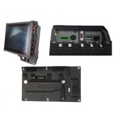 Datalogic Vehicle/Stationary Docking Station 12-48 VDC for TaskBook with lever lock + Audio (include 2xUSB, .....