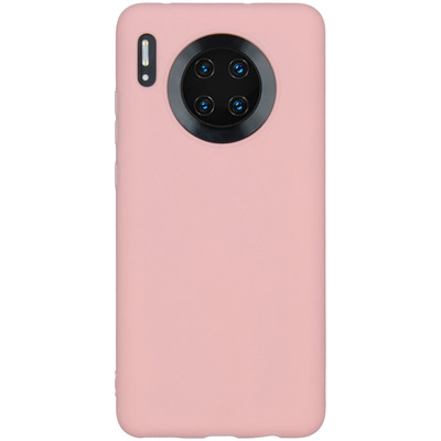 Color Backcover Huawei Mate 30 - Roze - Roze / Pink Mobile phone case