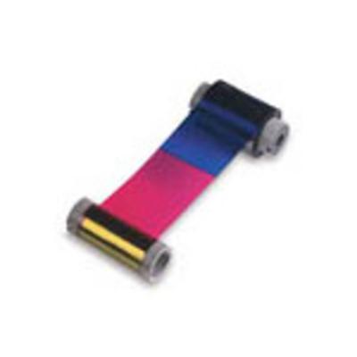 Zebra Color Ribbon Ymcko 5PANEL Printerlint - Multi kleuren
