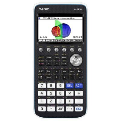 Casio calculator: Natural V.P.A.M. Display (216x384), 65000 Colors, 8x21, 61kB RAM, 16MB Flash ROM, 4x AAA, 230g, .....