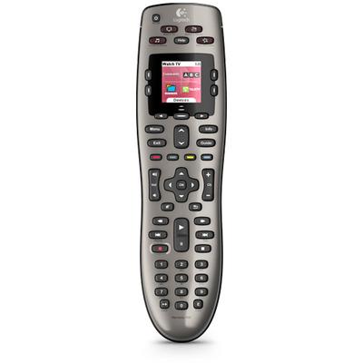 Logitech afstandsbediening: Harmony 650 - Grijs