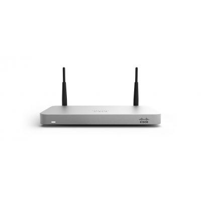Cisco Meraki MX64W Cloud Managed Firewall