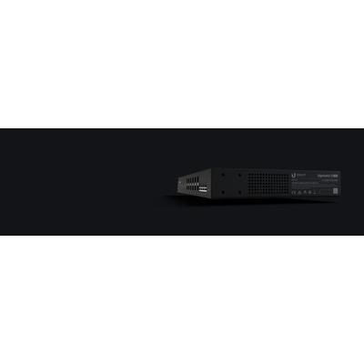 Ubiquiti Networks EdgeSwitch 12 Fiber Switch - Zwart
