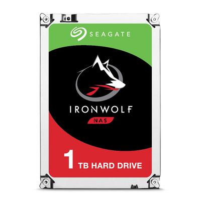 Seagate IronWolf 1TB 5900rpm 3,5'' SATA Interne harde schijf