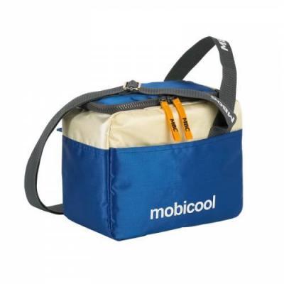 Mobicool koelbox: 5l, 13.0 x 23.0 x 19.0cm, 0.35kg, Blue - Beige, Zwart, Blauw