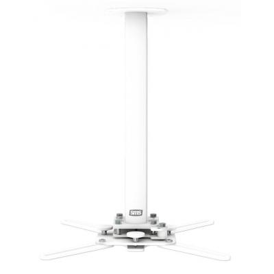 SMS Smart Media Solutions CMV1235-1735 Projector plafond&muur steun - Wit