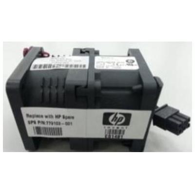 Hp Hardware koeling: Fan module - Zwart