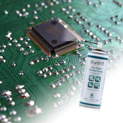 Ewent Contactreiniger van elektronische contacten Reinigingskit - Wit