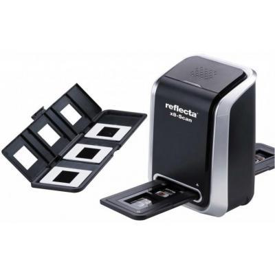 Reflecta scanner: x8-Scan - Zwart