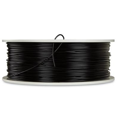 Verbatim 3D printing material: PLA-filament - Zwart