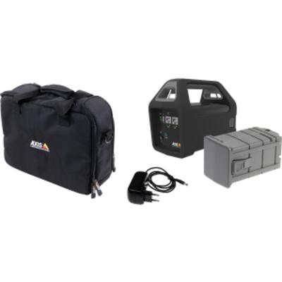 Axis beveiligingscamera bevestiging & behuizing: T8415 - Zwart