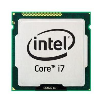 Intel processor: Core i7-7700