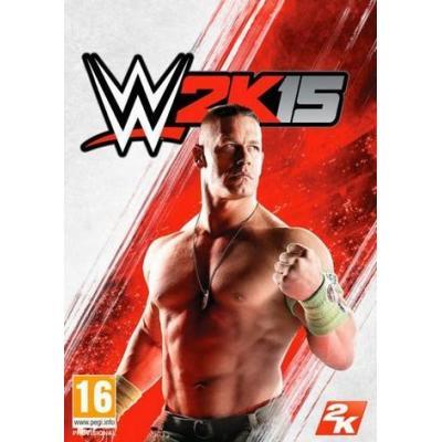 2k game: WWE15, PC